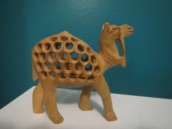 camel teal